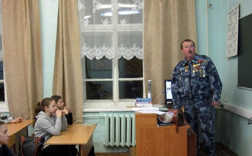 Учебные сборы школьников/ Вленно-патриотическое воспитание