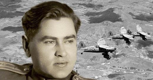 Алексей Маресьев — легендарный российский летчик